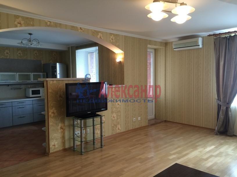 2-комнатная квартира (80м2) в аренду по адресу Выборгское шос., 5— фото 7 из 20