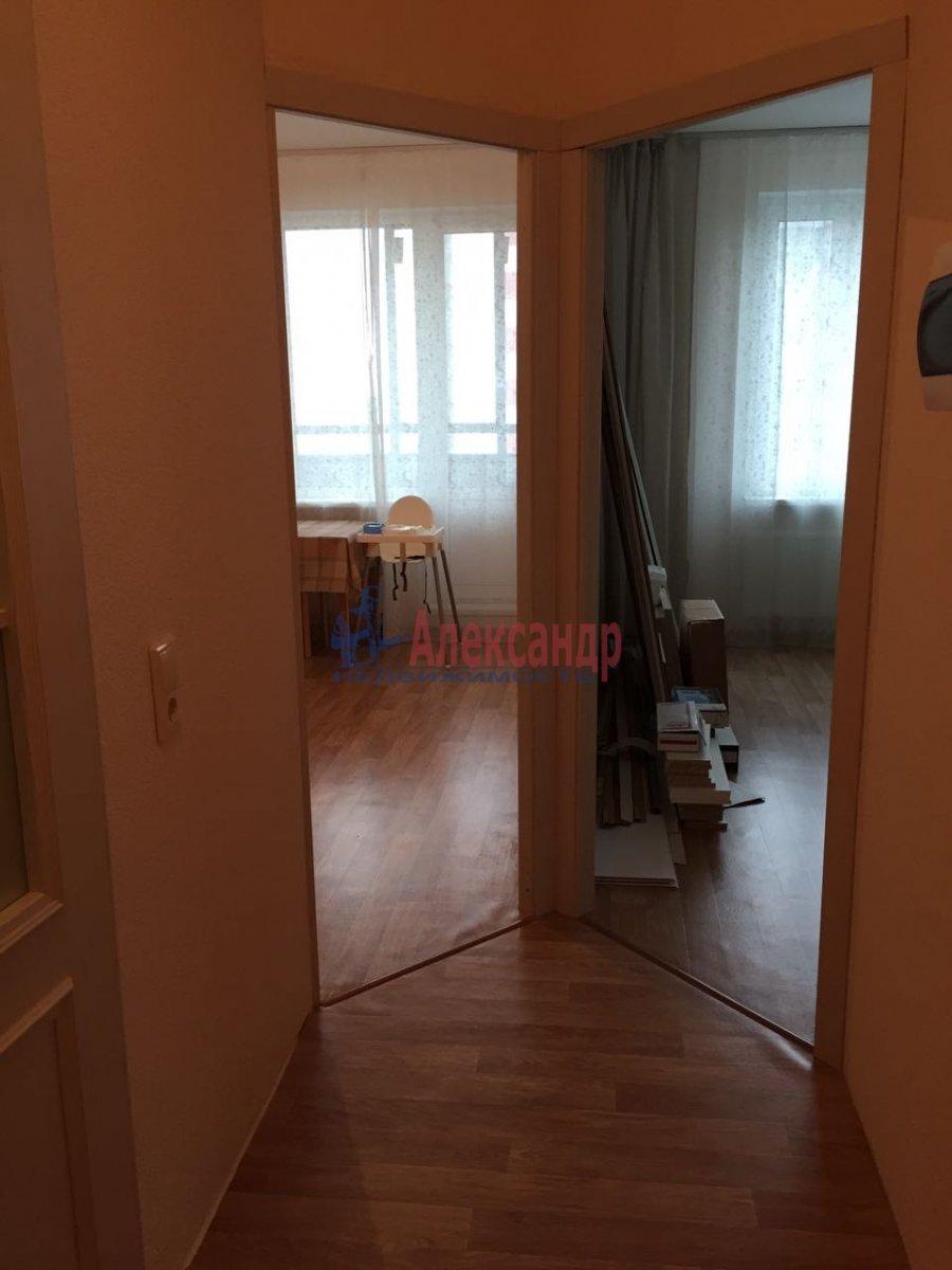 1-комнатная квартира (35м2) в аренду по адресу Ириновский пр., 34— фото 7 из 11
