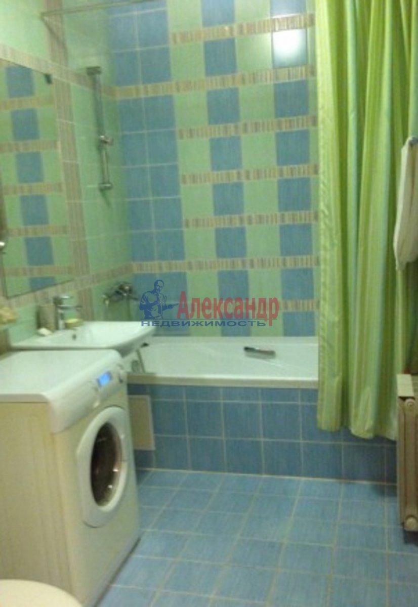 2-комнатная квартира (57м2) в аренду по адресу Реки Смоленки наб., 35— фото 4 из 4