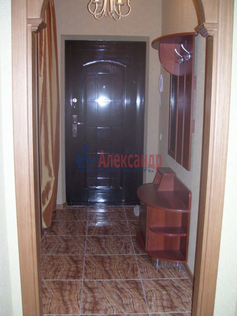 1-комнатная квартира (35м2) в аренду по адресу Маршала Блюхера пр., 21— фото 9 из 10