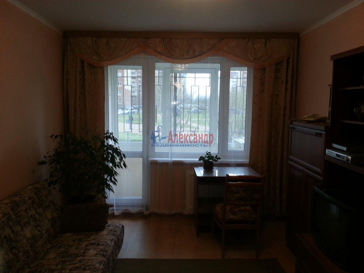 1-комнатная квартира (41м2) в аренду по адресу Авиаконструкторов пр., 34— фото 13 из 24