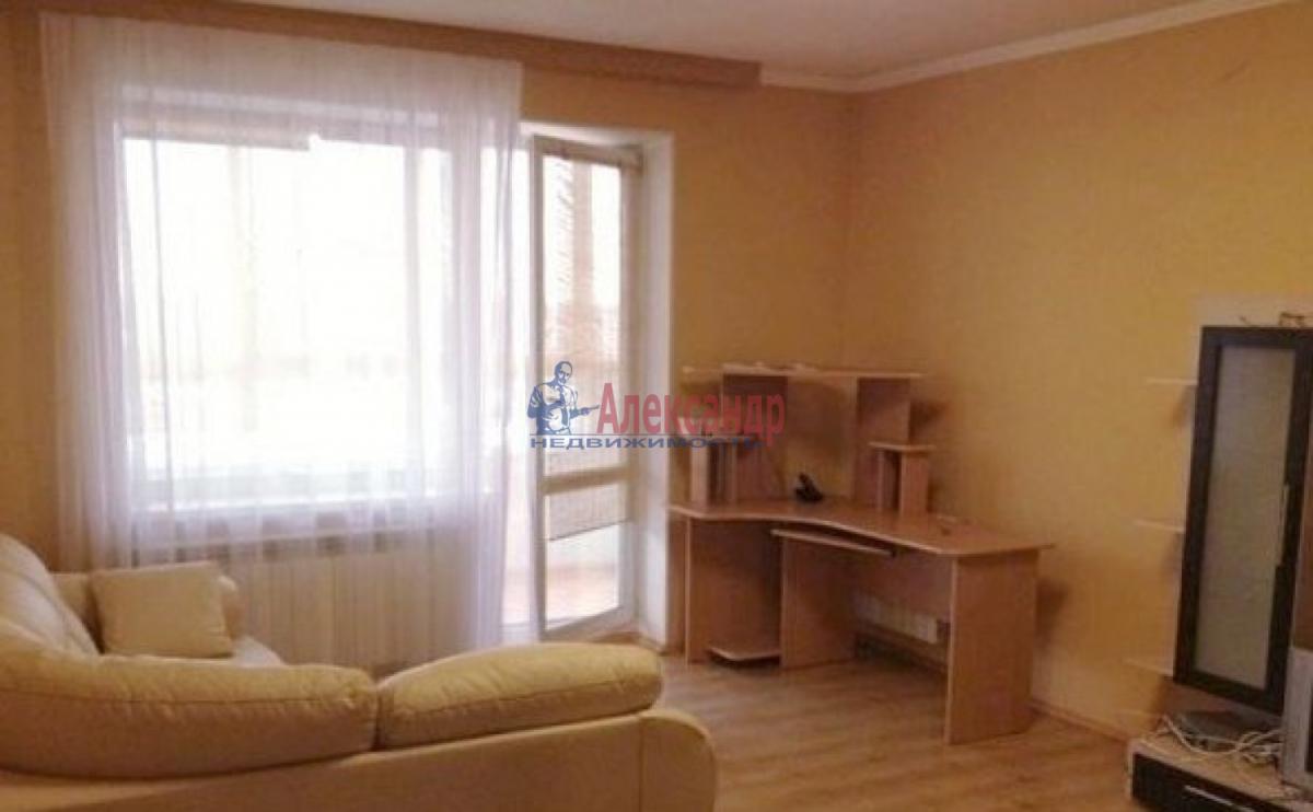 1-комнатная квартира (42м2) в аренду по адресу Большевиков пр., 5— фото 5 из 7