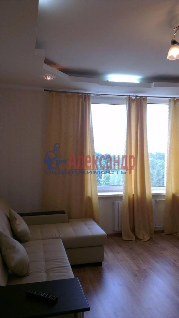 1-комнатная квартира (42м2) в аренду по адресу Коломяжский пр., 26— фото 5 из 7