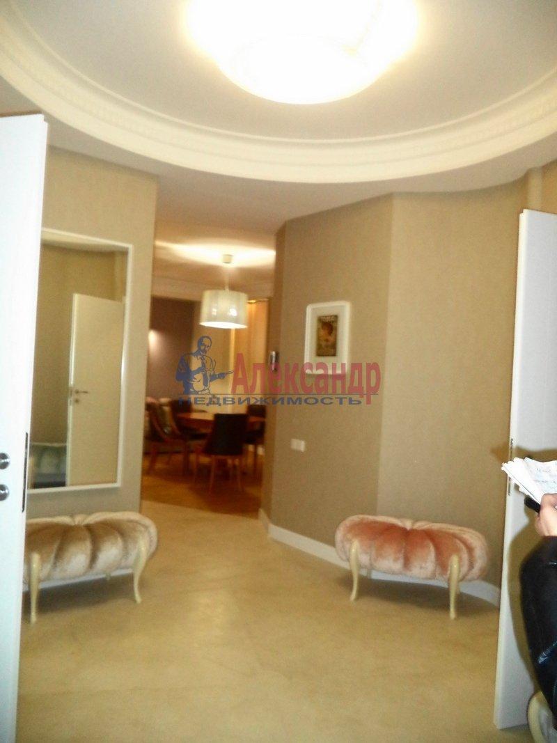 3-комнатная квартира (100м2) в аренду по адресу Крюкова канала наб., 10— фото 2 из 8