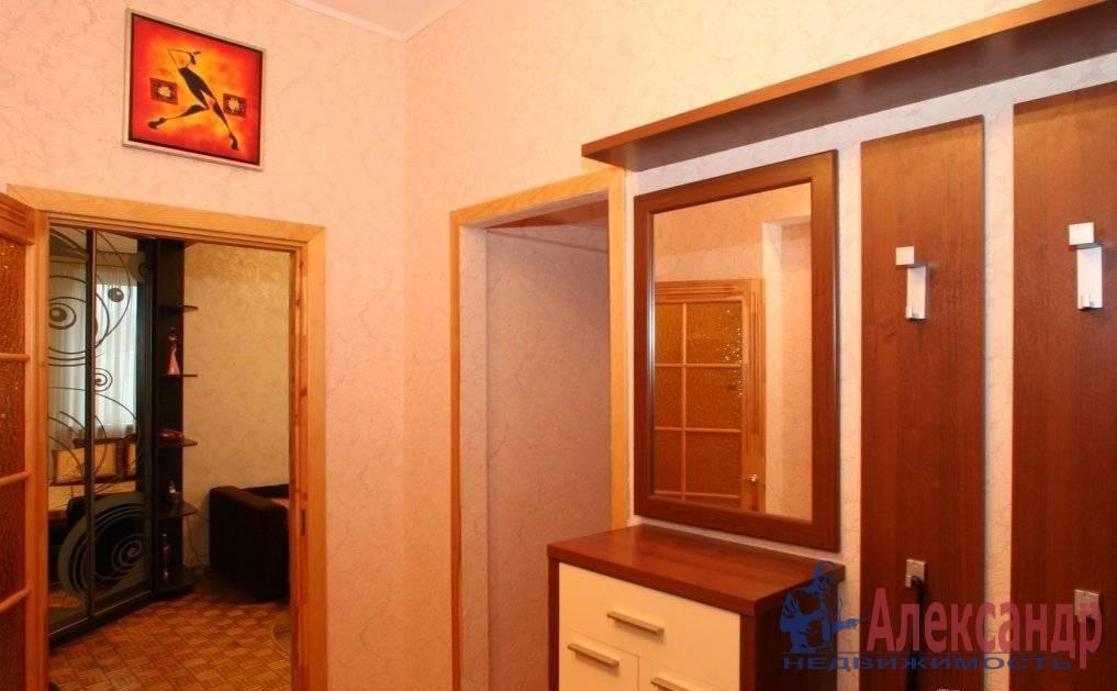 1-комнатная квартира (45м2) в аренду по адресу Науки пр., 19/2— фото 2 из 8