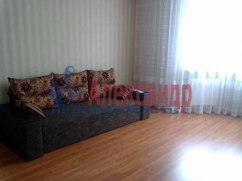 1-комнатная квартира (43м2) в аренду по адресу Российский пр., 8— фото 3 из 3