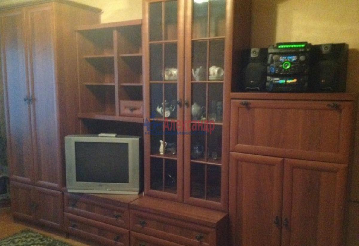 1-комнатная квартира (45м2) в аренду по адресу Юрия Гагарина просп., 48— фото 4 из 5