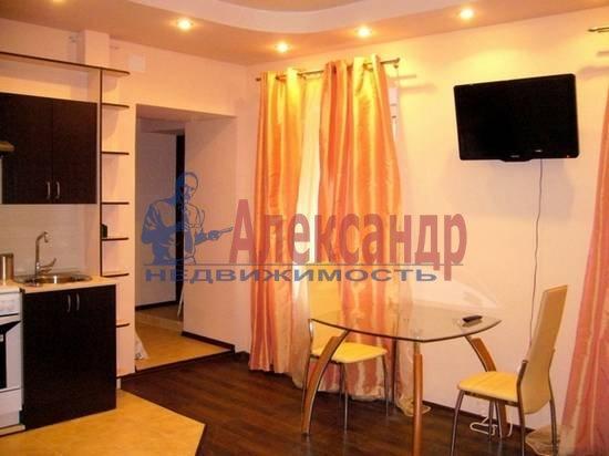1-комнатная квартира (30м2) в аренду по адресу Гороховая ул., 28— фото 1 из 7