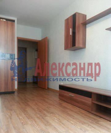 1-комнатная квартира (41м2) в аренду по адресу Рыбацкий пр., 43— фото 4 из 5