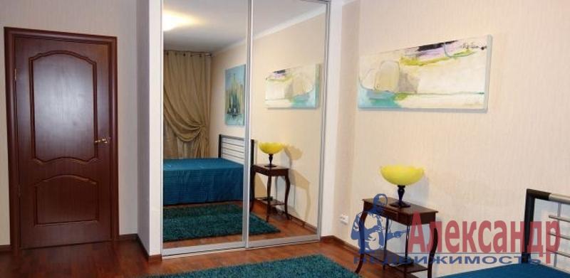 2-комнатная квартира (77м2) в аренду по адресу Маршала Жукова пр., 41— фото 3 из 4