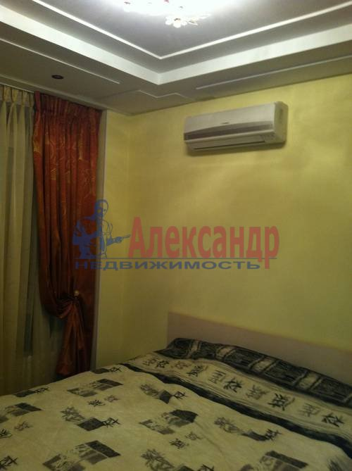 1-комнатная квартира (45м2) в аренду по адресу Беринга ул., 23— фото 4 из 5