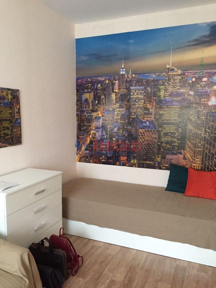1-комнатная квартира (35м2) в аренду по адресу Ириновский пр., 34— фото 8 из 11
