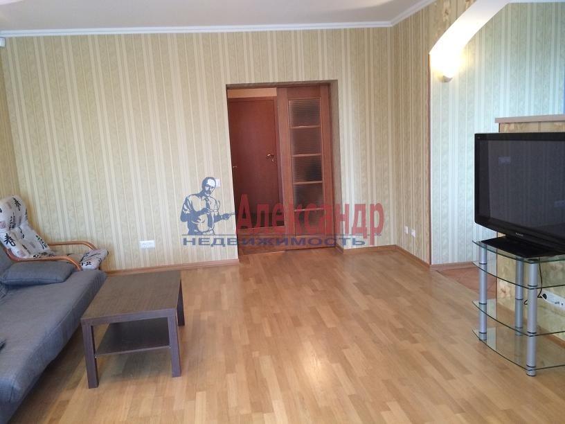 2-комнатная квартира (80м2) в аренду по адресу Выборгское шос., 5— фото 8 из 20