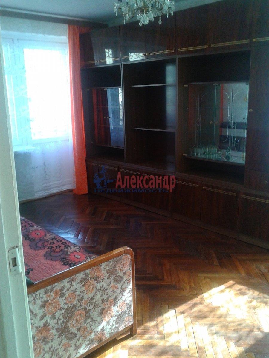 2-комнатная квартира (54м2) в аренду по адресу Шлиссельбургский пр., 34— фото 6 из 15