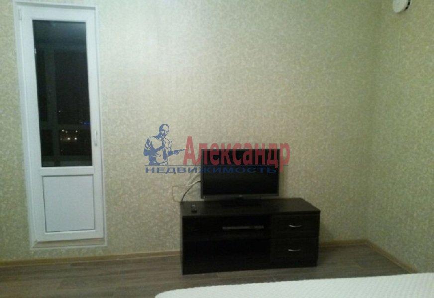 1-комнатная квартира (45м2) в аренду по адресу Туристская ул., 23— фото 3 из 6