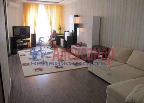 1-комнатная квартира (53м2) в аренду по адресу Новочеркасский пр., 33— фото 4 из 5