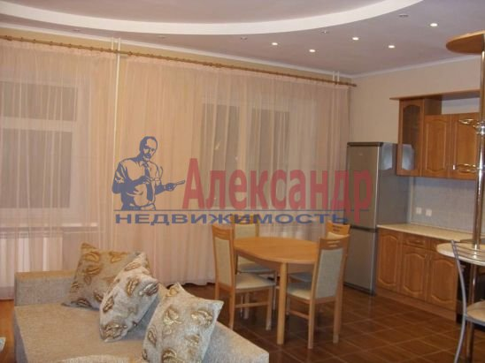 3-комнатная квартира (110м2) в аренду по адресу Альпийский пер., 33— фото 1 из 8