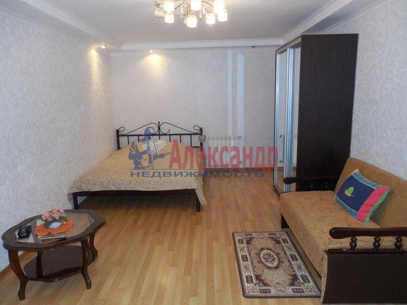 1-комнатная квартира (48м2) в аренду по адресу Коломяжский пр., 26— фото 1 из 1
