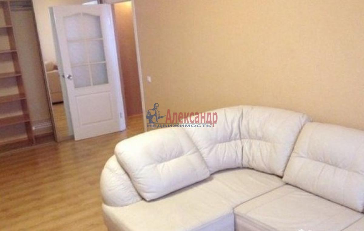 1-комнатная квартира (42м2) в аренду по адресу Большевиков пр., 5— фото 6 из 7