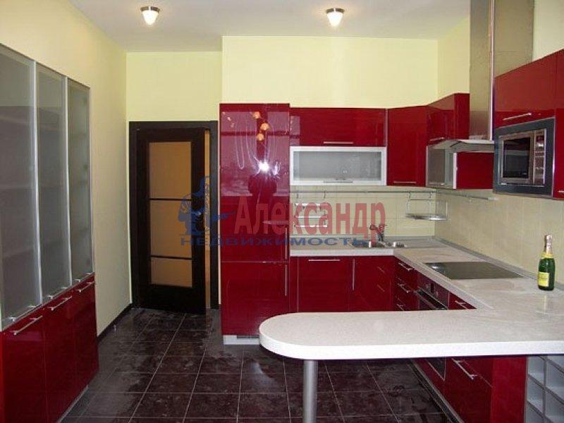 1-комнатная квартира (53м2) в аренду по адресу Коломяжский пр., 26— фото 2 из 3