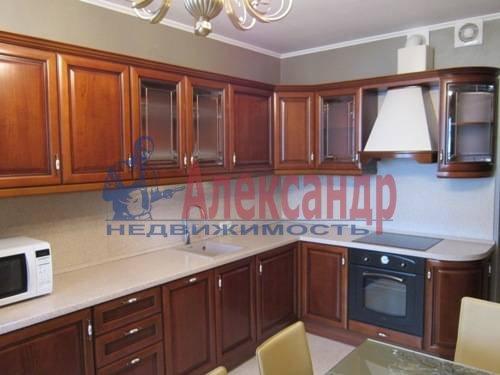 1-комнатная квартира (43м2) в аренду по адресу Учебный пер., 2— фото 1 из 4