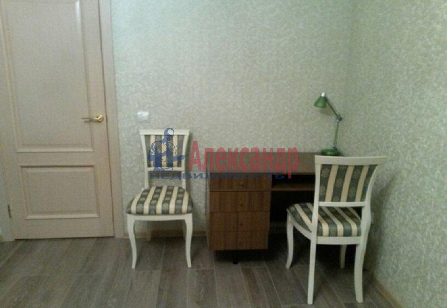 1-комнатная квартира (45м2) в аренду по адресу Туристская ул., 23— фото 4 из 6