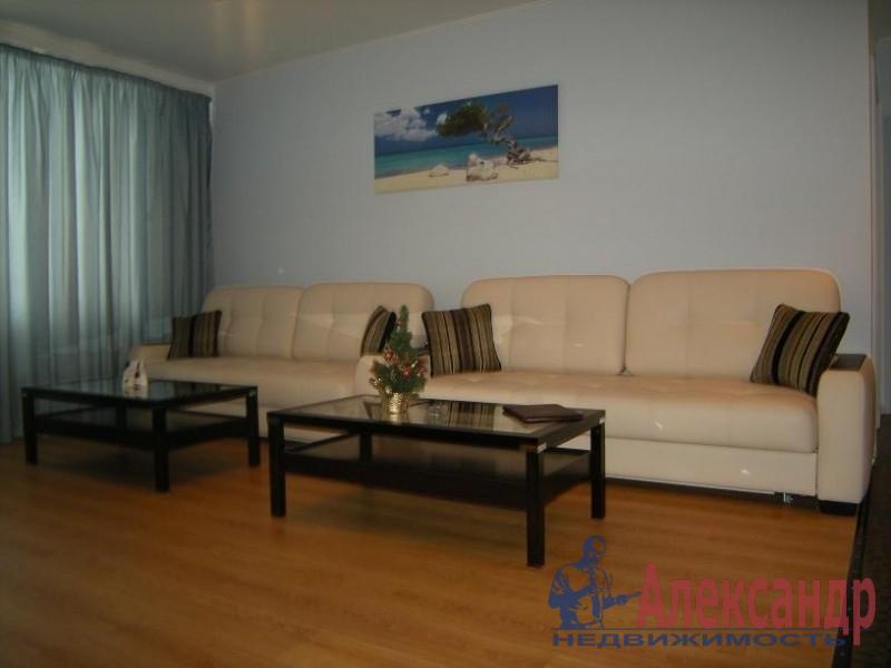 2-комнатная квартира (60м2) в аренду по адресу Парашютная ул., 52— фото 1 из 4