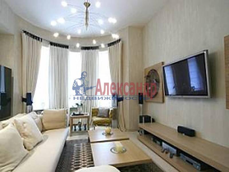 4-комнатная квартира (240м2) в аренду по адресу Восстания ул., 8— фото 4 из 4