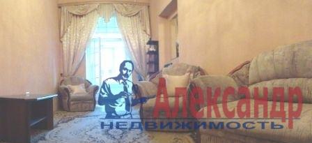 2-комнатная квартира (89м2) в аренду по адресу Невский пр., 74— фото 1 из 3