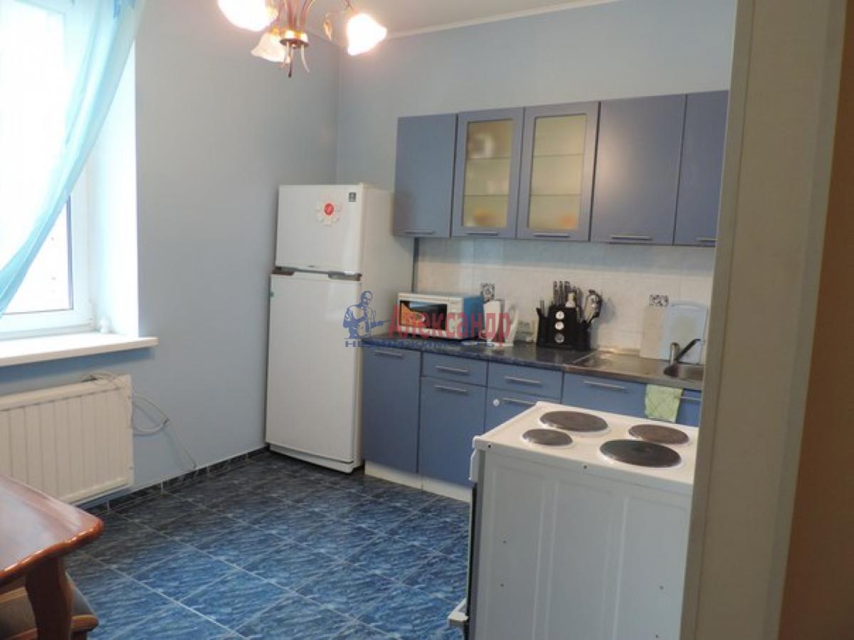 1-комнатная квартира (43м2) в аренду по адресу Московское шос., 40— фото 1 из 8