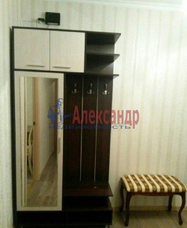 1-комнатная квартира (45м2) в аренду по адресу Туристская ул., 23— фото 5 из 6