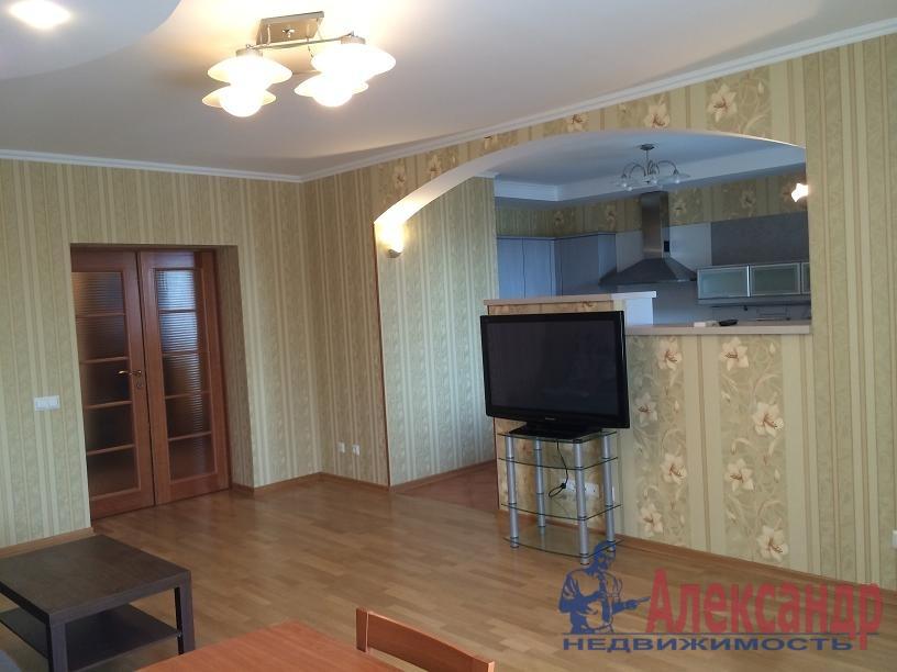 2-комнатная квартира (80м2) в аренду по адресу Выборгское шос., 5— фото 11 из 20