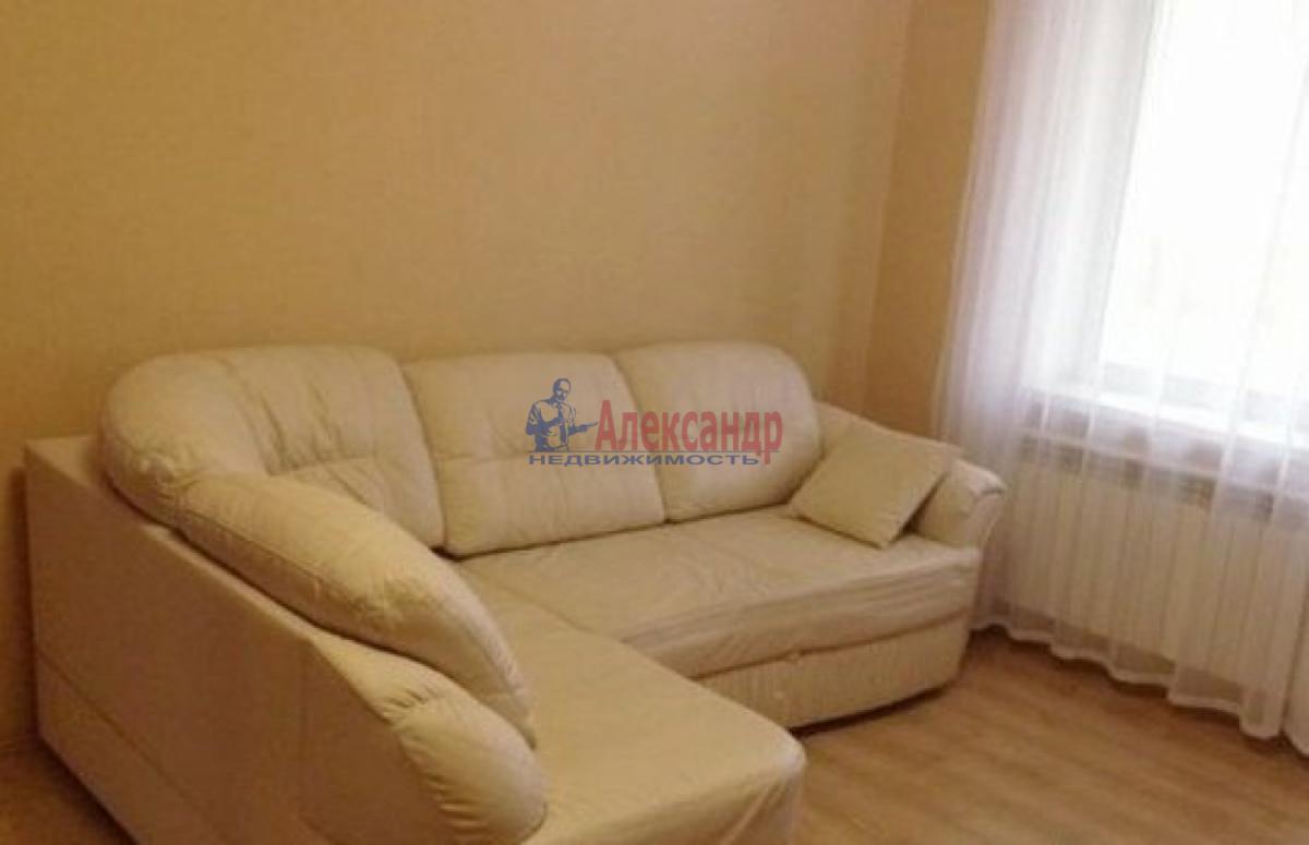 1-комнатная квартира (42м2) в аренду по адресу Большевиков пр., 5— фото 7 из 7