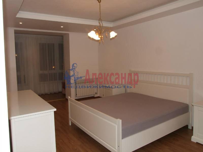 4-комнатная квартира (150м2) в аренду по адресу Морская наб.— фото 1 из 4