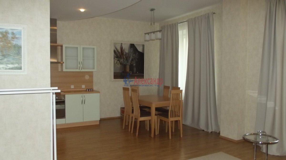 1-комнатная квартира (38м2) в аренду по адресу Жуковского ул., 5— фото 1 из 3