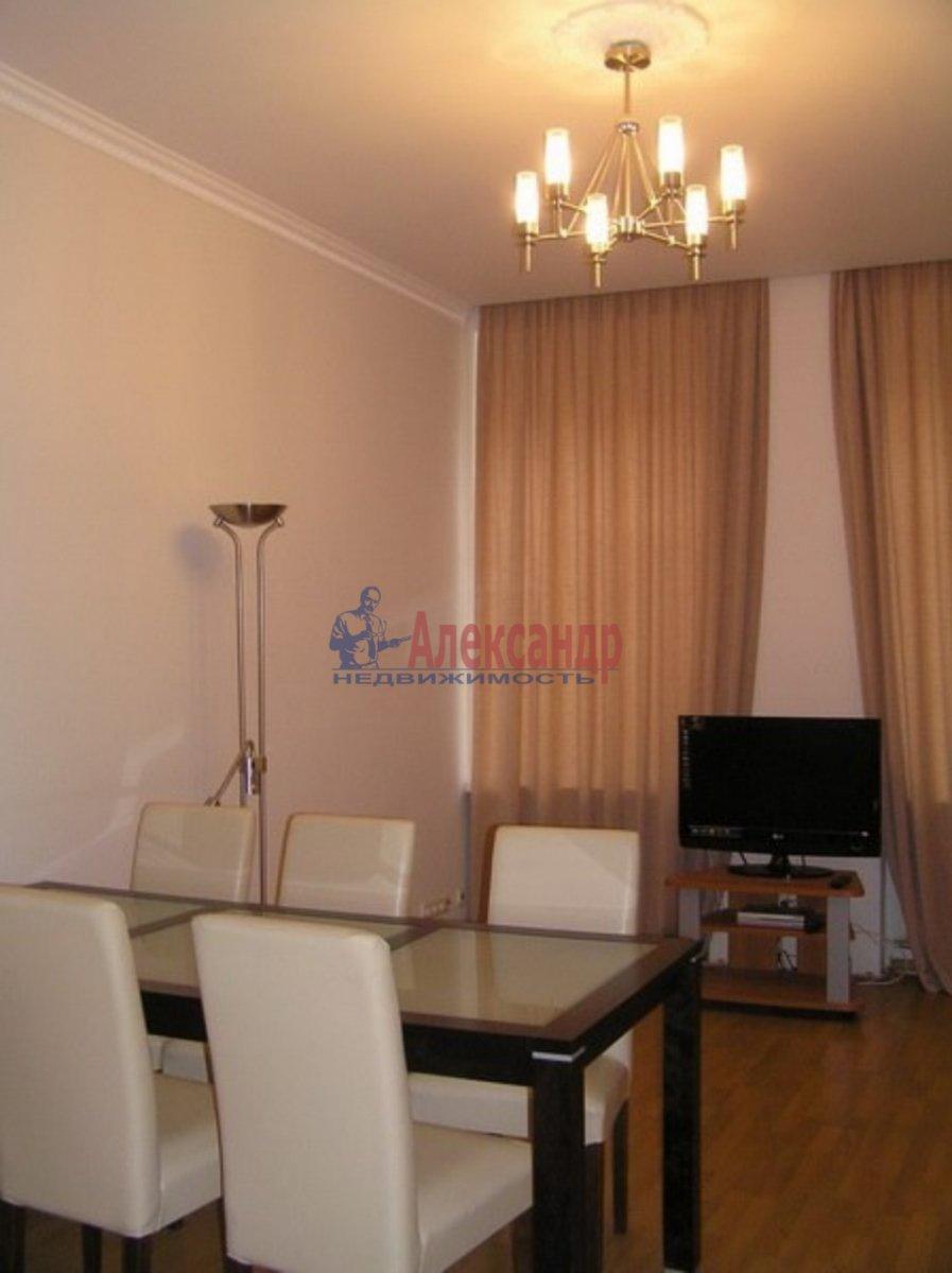 1-комнатная квартира (47м2) в аренду по адресу Стародеревенская ул., 6— фото 1 из 1