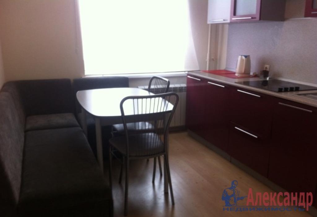 Комната в 2-комнатной квартире (37м2) в аренду по адресу Гаккелевская ул., 26— фото 2 из 3