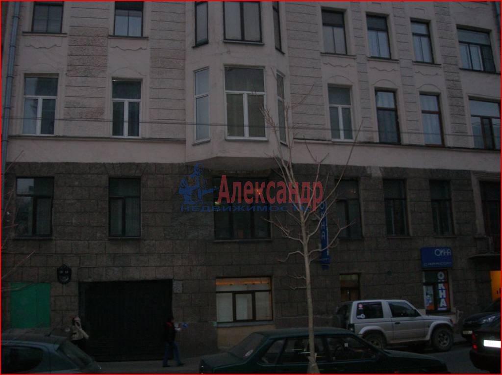 3-комнатная квартира (100м2) в аренду по адресу Большая Посадская ул., 14— фото 4 из 7