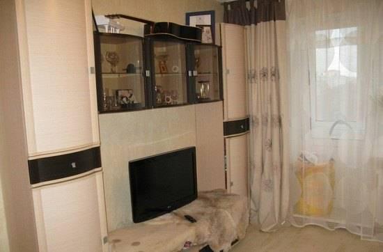 1-комнатная квартира (35м2) в аренду по адресу Бухарестская ул., 72— фото 1 из 4