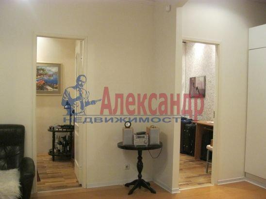 3-комнатная квартира (60м2) в аренду по адресу Большая Зеленина ул., 19— фото 1 из 6