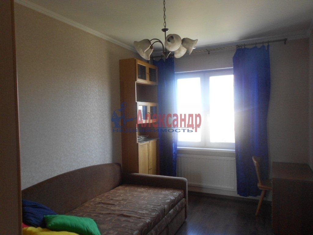 1-комнатная квартира (35м2) в аренду по адресу Кронверкский пр., 63— фото 1 из 2