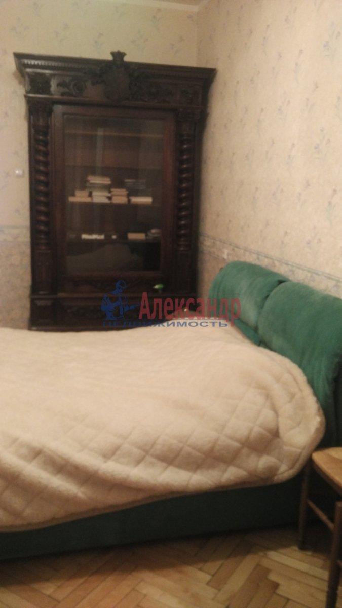 2-комнатная квартира (57м2) в аренду по адресу Невский пр., 146— фото 3 из 6