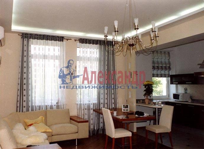 1-комнатная квартира (45м2) в аренду по адресу Воскресенская наб., 4— фото 1 из 2