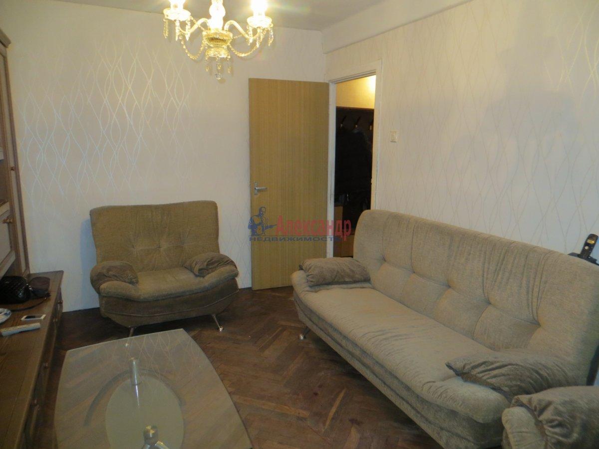 1-комнатная квартира (40м2) в аренду по адресу Светлановский просп., 37— фото 3 из 3