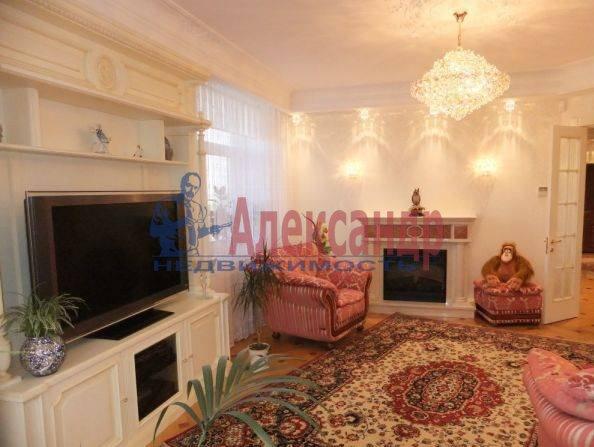 4-комнатная квартира (117м2) в аренду по адресу Большая Конюшенная ул., 5— фото 3 из 4
