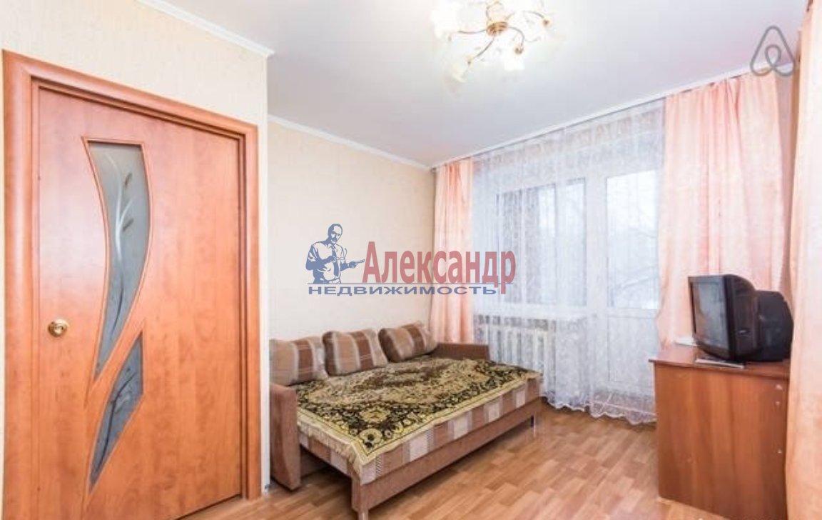 Комната в 2-комнатной квартире (43м2) в аренду по адресу Тихорецкий пр.— фото 1 из 3