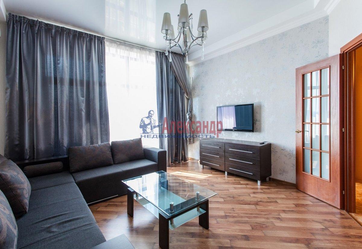 2-комнатная квартира (75м2) в аренду по адресу Юрия Гагарина просп., 7— фото 5 из 7