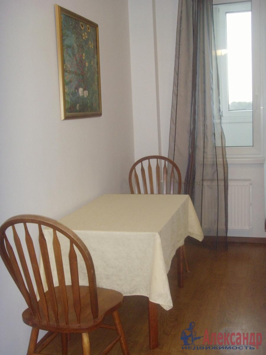 1-комнатная квартира (40м2) в аренду по адресу Земледельческая ул., 5— фото 4 из 5