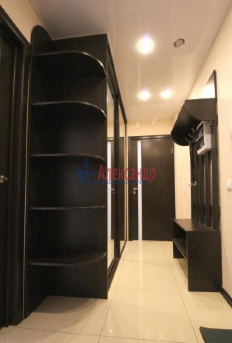 1-комнатная квартира (36м2) в аренду по адресу Пулковское шос., 14г— фото 2 из 5