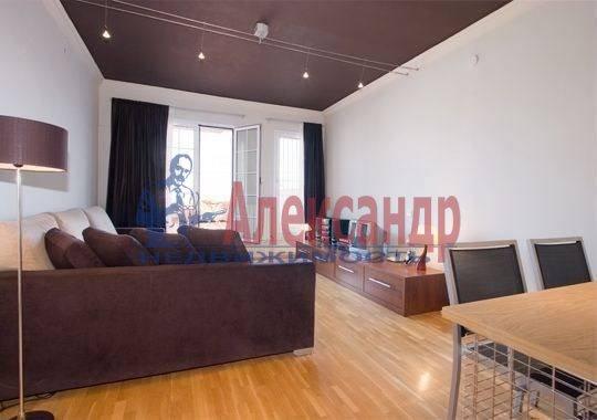 1-комнатная квартира (50м2) в аренду по адресу Итальянская ул.— фото 1 из 4